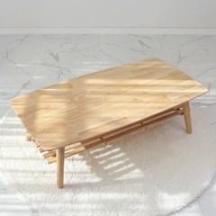 접이식 원목 심플리 테이블 120