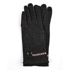 플라우나 고급 큐트리본 가을겨울 여성장갑 운전장갑 5컬러택1