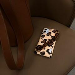 [스트랩세트]leopard-Yellow Beige+ Hopi bold strap