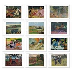 [2021 명화 캘린더] Paul Gauguin 폴 고갱