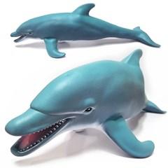 소프트 해양 (대) 돌고래 모형 피규어 교육용 완구