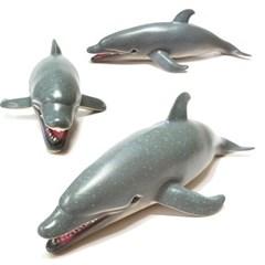 소프트 해양 (중) 돌고래 모형