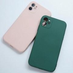 btg 사각 소프트씬 젤리 케이스 아이폰12프로 / 아이폰12프로맥스