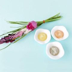 천연 향초 컬러 크리미 튜브 캔들 100g 12향기 단품