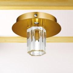 LED 센서등 도리도리 1등 현관조명_(1986205)