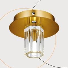 LED 직부등 도리도리 1등 현관조명_(1986201)