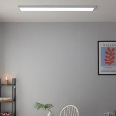 LED 데이온 슬림 직하 엣지 평판조명 1290x230 50W