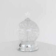 윈터원더랜드 워터볼 눈송이 스노우볼 무드등 크리스마스