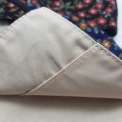 플라워 숨쉬기편한 필터포켓 데일리 패션 마스크