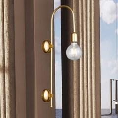 LED 벽등 만다라 1등 카페 매장조명_(1986842)