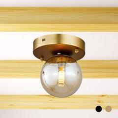 LED 직부등 아움 1등 현관조명_(1986737)