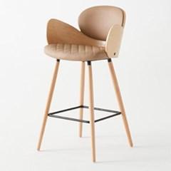 IM_BC_0190 버즈 바 체어 스틸 인테리어 홈 바 의자
