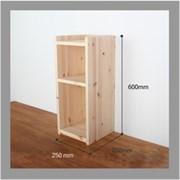 바른소품 레드파인 정리소품 책꽂이 WF262 (프리미엄형)