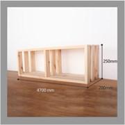 바른소품 레드파인 책상소품 WF233 (프리미엄형)