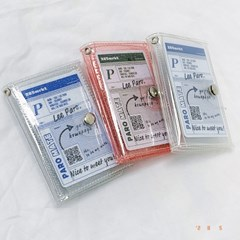 [파로상점] 아코디언 카드지갑