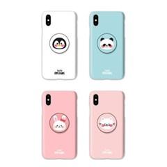 아이폰12 미니TC-스마일프렌즈 스마트톡 하드 케이스