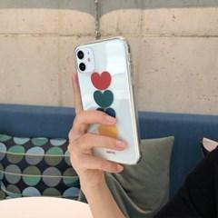 4 hearts 젤리/하드 젤리 케이스