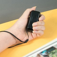 휴대용 미니 USB 충전식 전기 주머니 소형 손난로