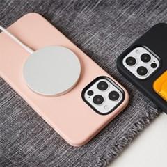 스위치이지 아이폰12 프로 맥세이프 MagSafe 자석 실리콘 케이스