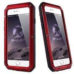 아이폰12 강화유리 멀티 메탈 아머 하드 케이스 P123_(3420325)
