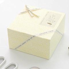 노랑 잔잔 박스(M/3개)