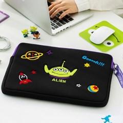[디즈니] 토이스토리 15인치 노트북 파우치_외계인