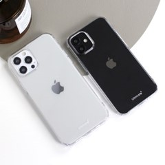 [Ultimate+] 얼티밋 클리어 하드 케이스 아이폰12 시리즈