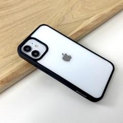 [Ultimate+] 얼티밋 소프트 클리어 범퍼 케이스 아이폰12 시리즈