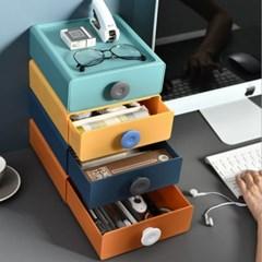 정리정돈에 좋은 귀엽고 심플한 디자인 미니 서랍