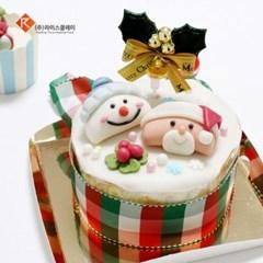 크리스마스 케이크 만들기세트 쌀이랑놀자 DIY 키트