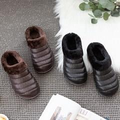 쇼드 털슬리퍼 겨울 방한 신발 털신발