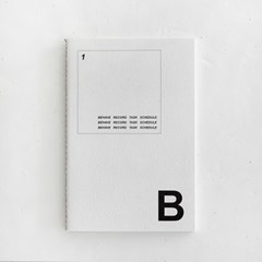 BEHAVE_Schedule Note (만년 스케줄 노트)