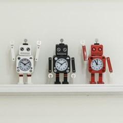 플라이토 로봇 저소음 인테리어 탁상시계