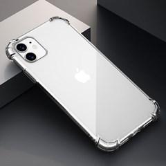 아이폰XS 불사 방탄 슬림 커버 젤리 케이스 P565_(3426015)
