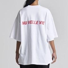 NUVV WHITE T-SHIRTS no.1