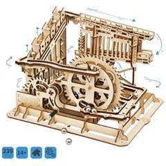 LG502 COG coaster 계단형 D.I.Y 쇠구슬 이동장치
