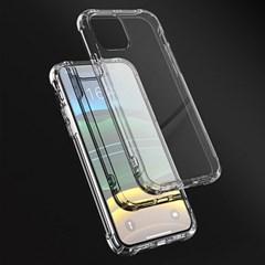 아이폰11프로 불사 방탄 슬림 커버 젤리 케이스 P565_(3425986)