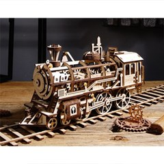 LK701 LOCOMOTIVE 가동형 기차 품질개선ver. D.I.Y MECHANICAL GEAR
