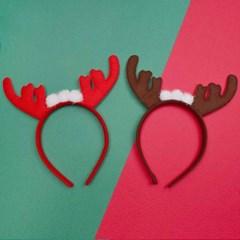 크리스마스 코스튬 머리띠 12가지 모음