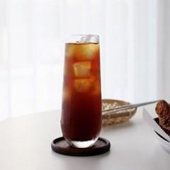 호두나무 컵받침