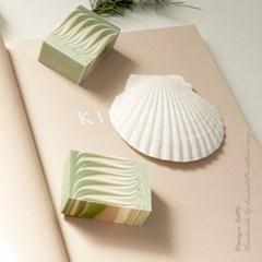 swirling marble soap 스월링 마블 수제 천연비누 (모든피부용)