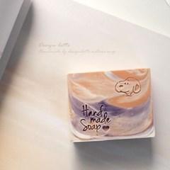Silky soap 실키 수제 천연비누 (모든피부용)