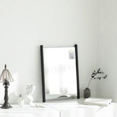 순수원목 H 벽거울/탁상거울