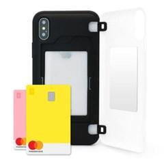 아이폰12 11 XS 8 프로맥스 명화 카드도어 범퍼케이스
