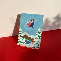 크리스마스 엽서 세트_Christmas Postcard Set