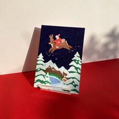 크리스마스 포스터 A4_Christmas Poster