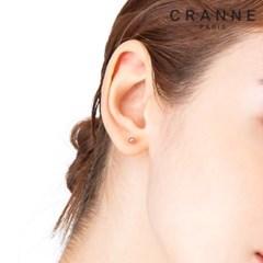 데일리 포인트 4종 귀걸이 세트 C24EB303_(1064494)