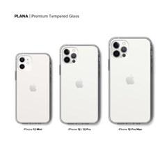 PLAN.A 프리미엄 풀커버 강화유리 필름 아이폰 12 미니 프로 맥스