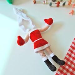 크리스마스 넥타이 파티 인형