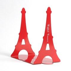 에펠탑 북엔드 2p세트(레드)
